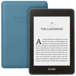 """AMAZON e-book reader Kindle PAPERWHITE 4 2018/ 6"""" E-ink displej/ 8GB/ IPX8/ Wi-Fi/ SPONZOROVANÁ VERZE/ modrý"""