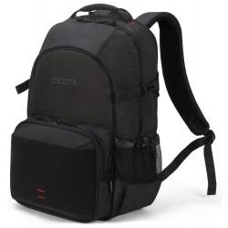 "DICOTA batoh pro notebook Backpack Hero esports / 15-17,3""/ černý"