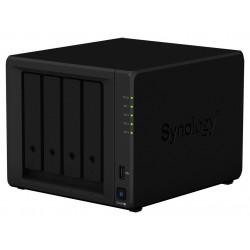 Synology DS920+ +EW201   4xSATA, 4GB DDR4, 2x USB 3.0, 2x Gb LAN, 1x eSATA