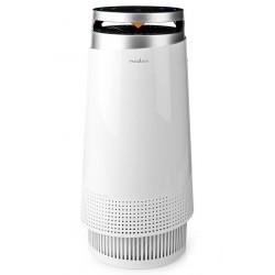 NEDIS čistička vzduchu/ 3 rychlosti/ rozsah 20 m2/ výkon 35 W/ šum 32-50 dB/ bílá