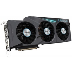 GIGABYTE GeForce RTX 3080 EAGLE OC 10G / PCI-E / 10GB GDDR6X / 2x HDMI / 3x DP