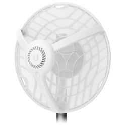 UBNT AirFiber 60 LR - 60 GHz rádio, PtP, 43dBi, True Duplex, 57-71GHz, 1.8Gbps propustnost
