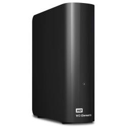 """WD Elements Desktop 8TB HDD / Externí / 3,5"""" / USB 3.0 / černý"""