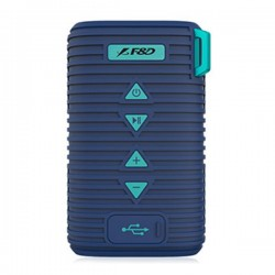 FENDA F&D repro W6T/ modré/ outdoor/ IPX5/ bezdrátové/ 5W/ BT4.1/ MicroSD