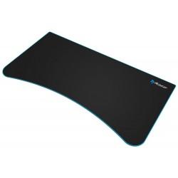 AROZZI ARENA Deskpad/ ochranná podložka na celý stůl Arena/ černá/ modrý okraj