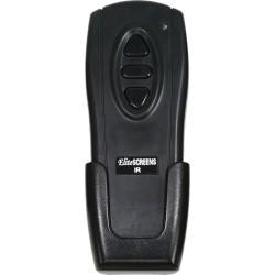 ELITE SCREENS dálkový ovladač ZSP-RF-B/ rádiový/ černý
