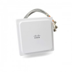 Cisco AIR-ANT2524V4C-R Anténa pro Cisco Aironet, 4 prvková MIMO, dual band, všesměrová