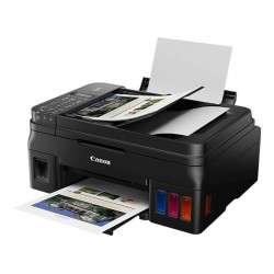 CANON PIXMA G4411 / A4 / print+scan+copy+fax/ 4800x1200/ 8ppm / WiFi/ USB/ ADF/ černá