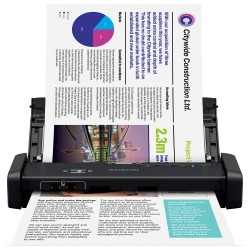 Epson skener WorkForce DS-310/ A4/ 1200dpi/ USB3.0/ 5 let záruka po registraci