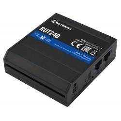 Teltonika LTE Wi-Fi Router RUT240, 2,4 GHz b/g/n, 2/3/4G, 1xDI/DO