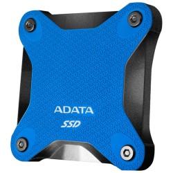 ADATA SD600Q 480GB SSD / Externí / USB 3.1 / modrý