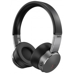Lenovo sluchátka ThinkPad X1 Active Noise Cancellation, technologie ANC+ENC, mikrofon, BT 5