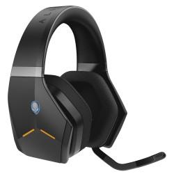 DELL AW988/ Alienware Wireless Gaming Headset/ bezdrátová sluchátka s mikrofonem