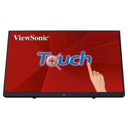 """ViewSonic TD2230 / 22""""/ Touch/ IPS/ 16:9/ 1920x1080/ 5ms/ 250cd/m2/ DP/ HDMI/ VGA/ USB/ Repro"""