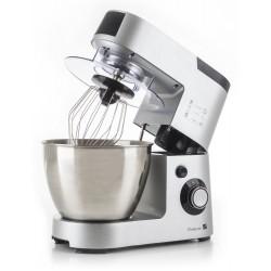 G21 kuchyňský robot Promesso Aluminium/ 1500W/ 5,5l/ 8,7kg/ stříbrný