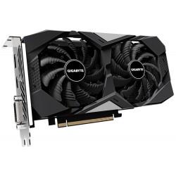 GIGABYTE GeForce GTX 1650 SUPER WINDFORCE OC 4G / 4GB GDDR6 / PCI-E / DVI-D /  HDMI / DP