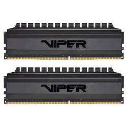 PATRIOT Viper 4 Blackout Series V4B 16GB DDR4 4266MHz / DIMM / CL18 / 1,45V / Heat Shield / KIT 2x 8GB