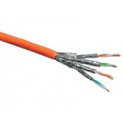Solarix Kabel SSTP LS0H drát c7, 500m/špulka