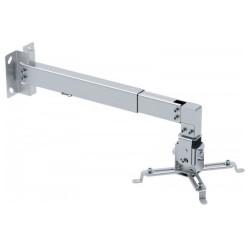 SUNNE by Elite Screens nástěnný držák pro projektory/ stříbrný/ vzdálenost od zdi 430-650mm