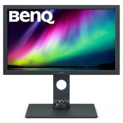 """BENQ 27"""" LED SW271C/ 3840x2160/ LBL/ FF/ IPS panel/ 20M:1/ 5ms/ HDMI/ DP/ USB/ černý"""