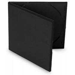 COVER IT box na VCD/ plastový obal na CD a DVD/ ULTRA slim/ 5,2mm/ černý