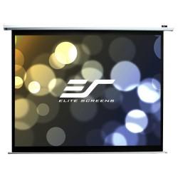 """ELITE SCREENS plátno elektrické motorové 90"""" (228,6 cm)/ 16:10/ 120,7 x 193 cm/ Gain 1,1/ case bílý"""