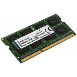 KINGSTON 8GB DDR3L 1600MHz / SO-DIMM / CL11 / 1.35V