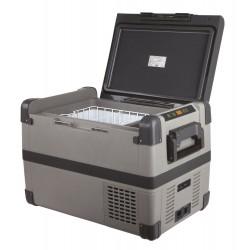 G21 autochladnička kompresorová/ objem 60 litrů/ výkon 63W/ připojení 12V nebo 230V