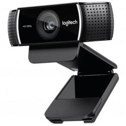Logitech webkamera C922 Pro stream/ 1920x1080/ H.264/ USB/ černá