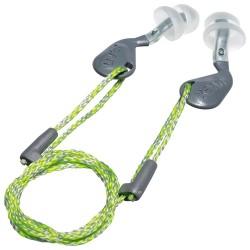 UVEX xact-fit multi, zátkové chrániče sluchu pro opakované použití / šedé / SNR 26 dB(A) / vel. M/L
