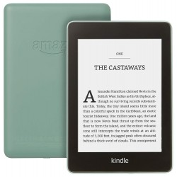 "AMAZON e-book reader Kindle PAPERWHITE 4 2018/ 6"" E-ink displej/ 8GB/ IPX8/ Wi-Fi/ SPONZOROVANÁ VERZE/ sage"