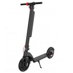 UMAX koloběžka City Racer 36/ výkon 350W/ hmot. 15kg/ dojezd 30km/ max. rychl. 25km/h/ tempomat/ baterie 10000mAh/ černá