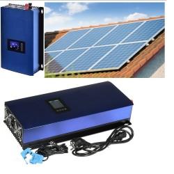 GWL/POWER GridFree 2000 solární elektrárna: 2kW měnič s limiterem + 8x 285Wp solární panel
