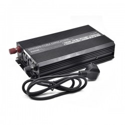 CARSPA UPS600-242 měnič s nabíječkou 24V/230V 600W, modifikovaná sinus