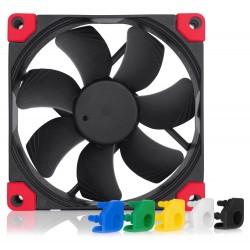 Noctua ventilátor NF-A9 PWM chromax.black.swap / 90mm / PWM / 4-pin