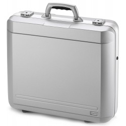 DICOTA brašna na notebook DataSmart compact 14 HP 100 / stříbrná