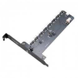 AKASA řadič pro 8x ARGB Soho ARGB do PCIe slotu / AK-RLD-04 /