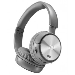 Swissten Bluetooth Stereo Sluchátka Trix Stříbrno/Šedé