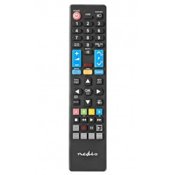 NEDIS předprogramovaný dálkový ovladač kompatibilní se všemi televizory Samsung