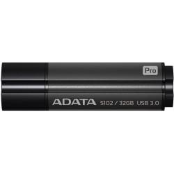ADATA DashDrive Elite S102 Pro 32GB / USB 3.0 / šedá