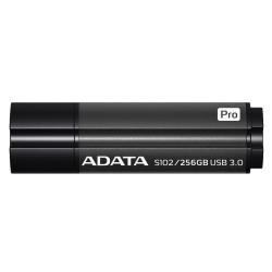 ADATA DashDrive Elite S102 Pro 256GB / USB 3.0 / šedá