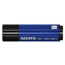 ADATA DashDrive Elite S102 Pro 32GB / USB 3.0 / modrá