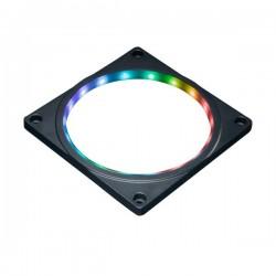 AKASA RGB LED rámeček na 12cm ventilátor / AK-LD08-RB / adresovatelný / 3-pin