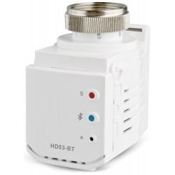 ELEKTROBOCK Termostatická hlavice s Bluetooth HD03-BT
