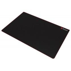 AROZZI ARENA Leggero Deskpad/ ochranná podložka na celý stůl Arena Leggero/ černá/ červený okraj
