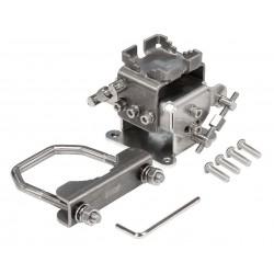 MikroTik precizní anténní držák pro jednotky LHG solidMOUNT