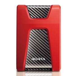 "ADATA HD650 1TB HDD / Externí / 2,5"" / USB 3.1 / červený"