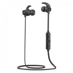 AIWA ESTBT-400BK/ Bezdrátová sluchátka s mikrofonem/ BT/ IPX5/ Černá