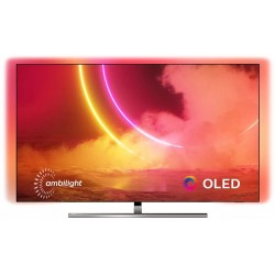 """PHILIPS ANDROID OLED TV 55""""/ 55OLED855/ 4K Ultra HD 3840x2160/ DVB-T2/S2/C/ H.265/HEVC/ 4xHDMI/ 2xUSB/ Wi-Fi/ LAN/ B"""