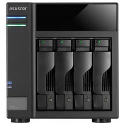 """Asustor NAS AS6004U / 4x 3,5"""" SATA III / USB 3.0"""